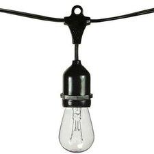 15 Light Outdoor String Light