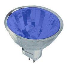 Bi-Pin Blue 12-Volt Halogen Light Bulb (Set of 3)