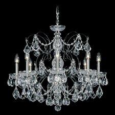 Century 8 Light Crystal Chandelier