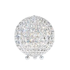 """Da Vinci 11.5"""" H Table Lamp with Sphere Shade"""