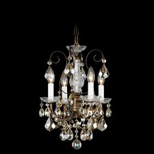 New Orleans Wall Sconce in Heirloom Bronze with Clear Handcut Crystal