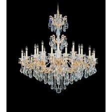 La Scala 24 Light Chandelier