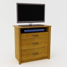 3 Drawer Media Dresser