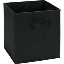 Fabric Storage Bin with Handle