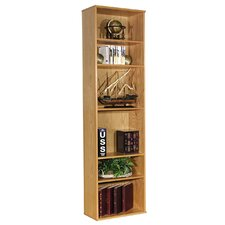 "Heirloom 85.5"" Standard Bookcase"