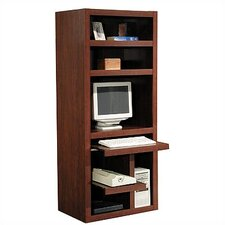Charles Harris Computer Desk with Armoire