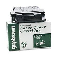 GB27A (C4127A) Laser Cartridge, Standard-Yield, 6000 Page-Yield, Black
