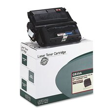 GB39A (Q1339A) Laser Cartridge, Standard-Yield, 18000 Page-Yield, Black
