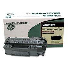 GB949A (Q5949A) Remanufactured Laser Cartridge, Black