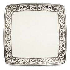 "Verano 10.25"" Large Square Accent Plate (Set of 4)"