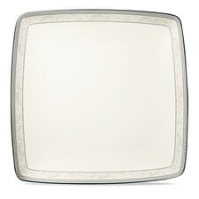 "Cirque 10.25"" Large Square Accent Plate (Set of 4)"
