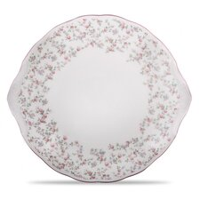 "Cutie Rose 11"" Party Plate"