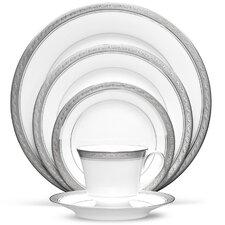 Crestwood Platinum Dinnerware Collection