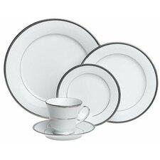 Regina Platinum 20 Piece Dinnerware Set