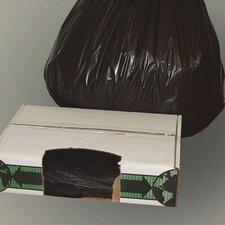 """38"""" x 60"""" Linear Low-Density Ecosac in Black"""