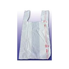 High-Density Shopping Bag in White