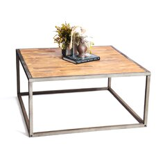 Haven Industrial Square Coffee Table