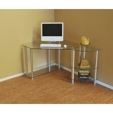 Computer Desk with Extension