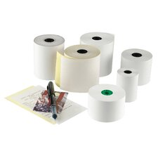"""2.25"""" x 2400"""" RegistRolls Thermal Point-of-Sale Roll in White"""