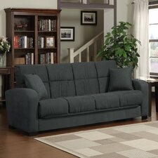 Damen Full Convertible Sleeper Sofa