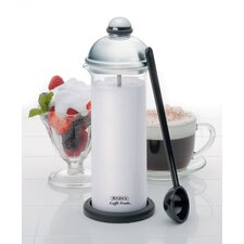 Caffé Froth Maximus Brushed Stainless Steel Milk Frother