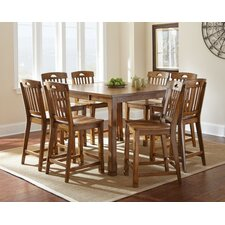 Menton Counter Height Extendable Dining Table