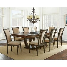 Gabrielle 9 Piece Dining Set