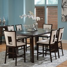 Delano Counter Height Extendable Dining Table