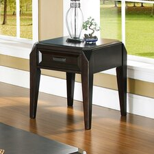 Wellington End Table