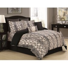 Kenya 5 Piece Duvet Cover Set