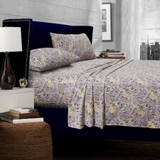 Fiji Paisley 300 Thread Count Egyptian Cotton Deep Pocket Sheet Set