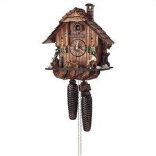 8 Day Movement Cuckoo Wall Clock