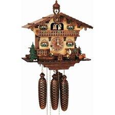 Musical Chalet Cuckoo Wall Clock