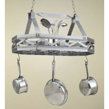 Sonoma 8 Sided Hanging Pot Rack