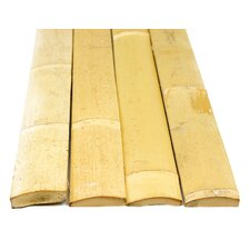 Bamboo Slats Natural - 50 Pack Bundled