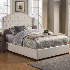Ava Upholstered Platform Bed