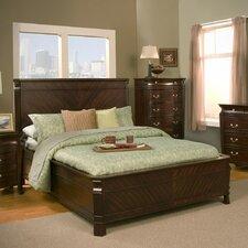 Windsor Panel Bed