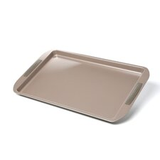 "Soft Touch Nonstick Carbon Steel 17"" x 11"" Cookie Pan"