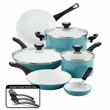 Purecook Ceramic Nonstick 12 Piece Cookware Set