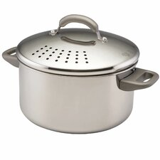 6-qt. Stock Pot with Lid