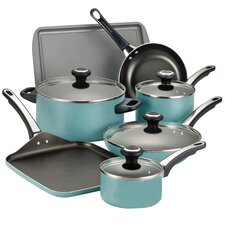 High Performance Nonstick 17 Piece Cookware Set