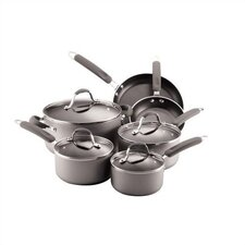 Enhanced Aluminum Nonstick 10-Piece Cookware Set