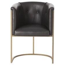 Calvin Top Leather Arm Chair
