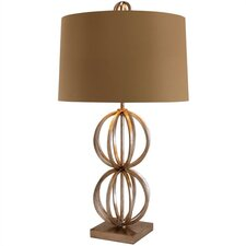 """Millenium 28"""" H Table Lamp with Empire Shade"""