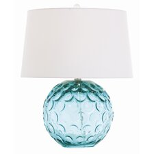 "Caprice 20.5"" H Table Lamp with Empire Shade"