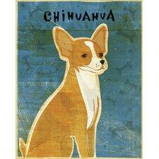 Top Dog Chihuahua Wall Mural