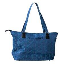 Blue Computer Tote Bag