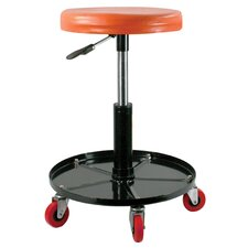 Black Bull Height Adjustable Stool
