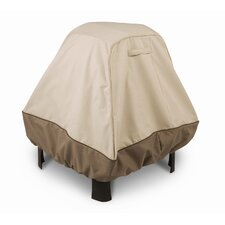 Veranda Tall Stand Up Fire Pit Cover