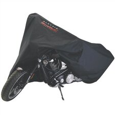 MotoGear Deluxe Motorcycle Cover